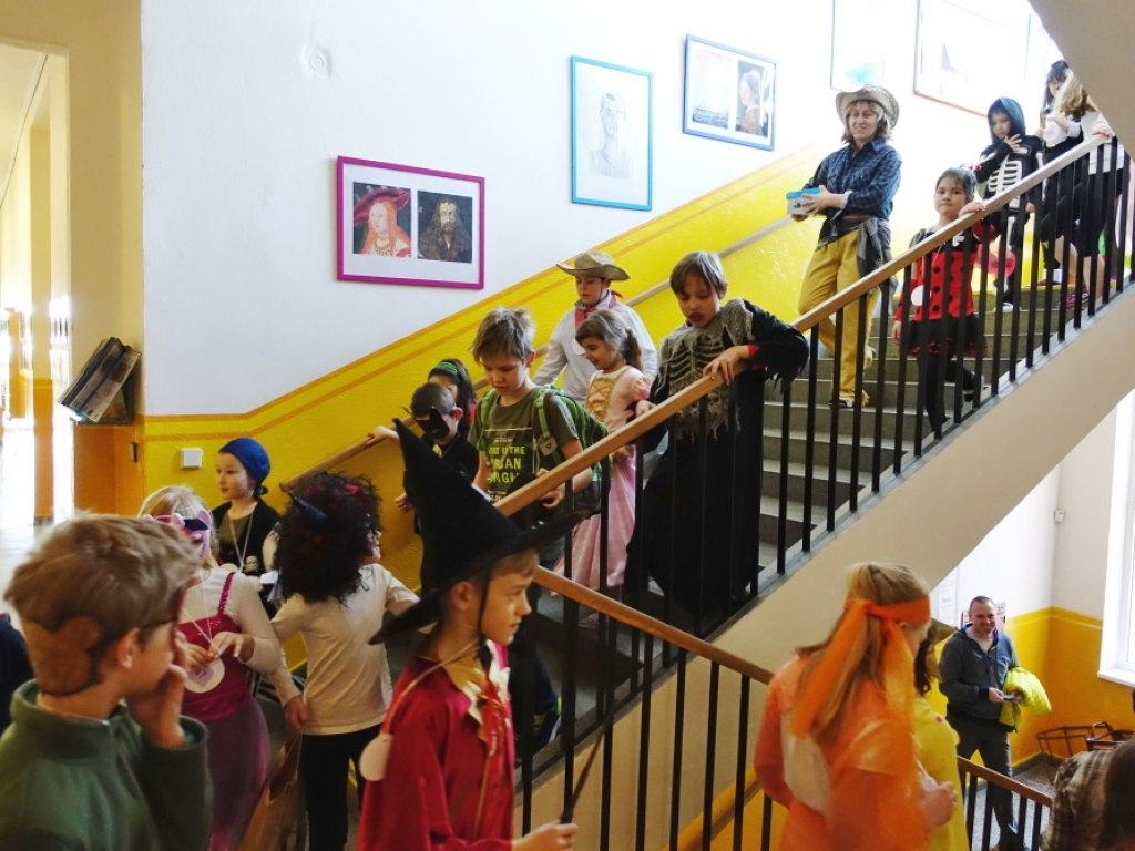 Masopustní karneval 2