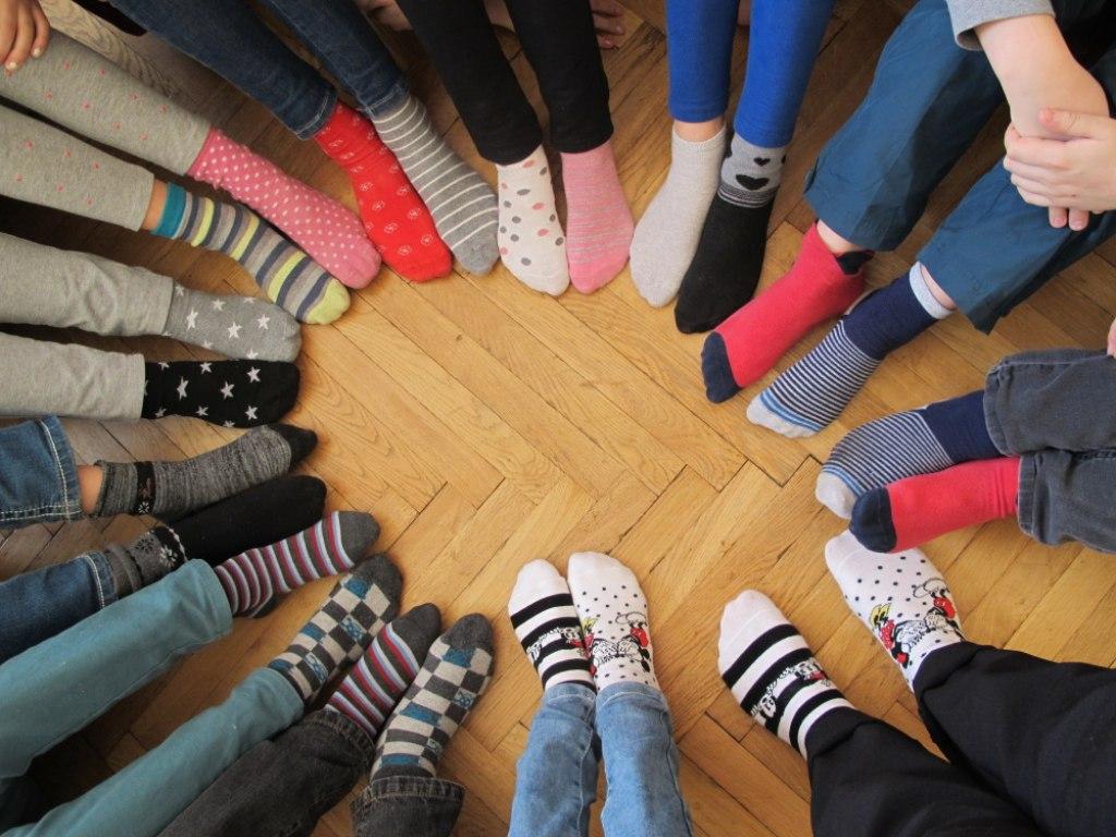 Ponožkový den (tradiční den Downova syndromu) 2