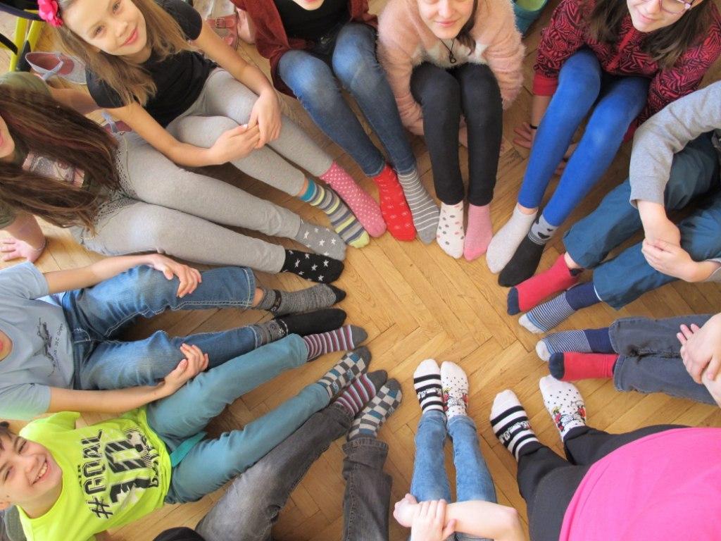 Ponožkový den (tradiční den Downova syndromu) 3
