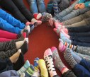 Ponožkový den (tradiční den Downova syndromu) 4