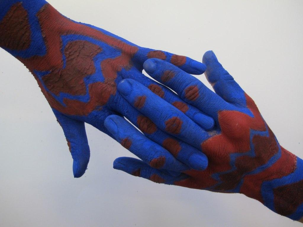 Body art ruce 5