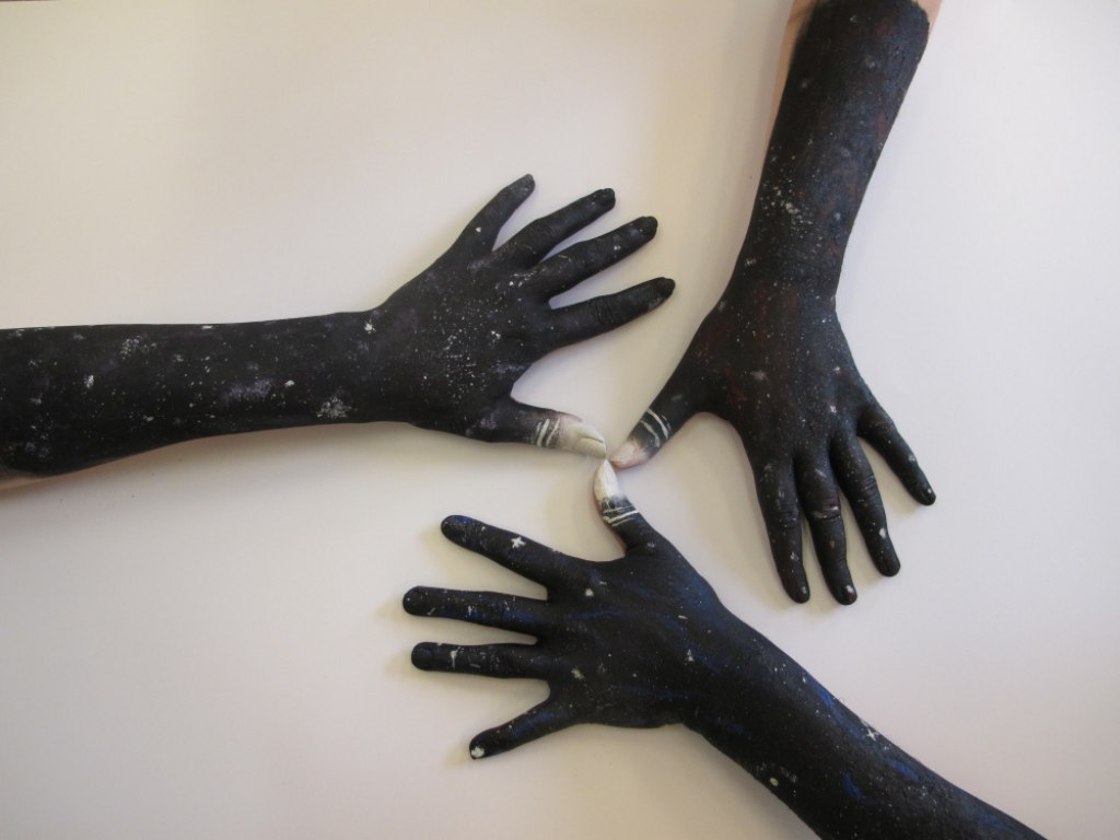 Body art ruce 8