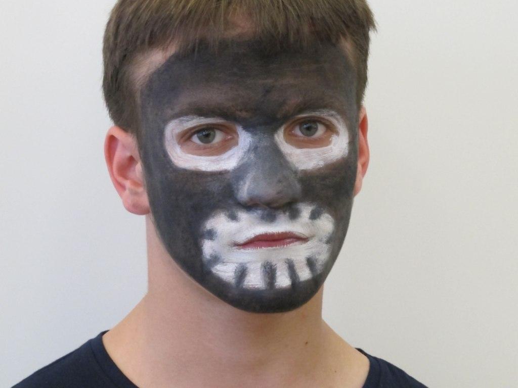 Body art obličej 1 5