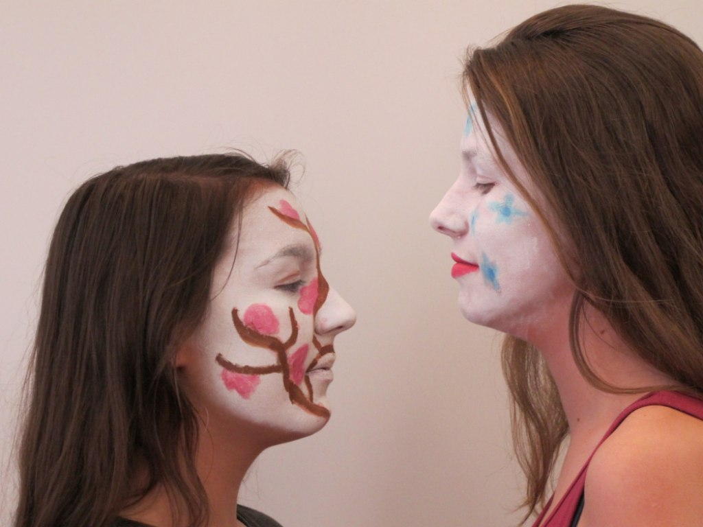 Body art obličej 1 11