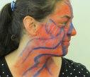 Body art obličej 1 1