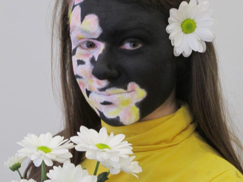 Body art obličej 2 4