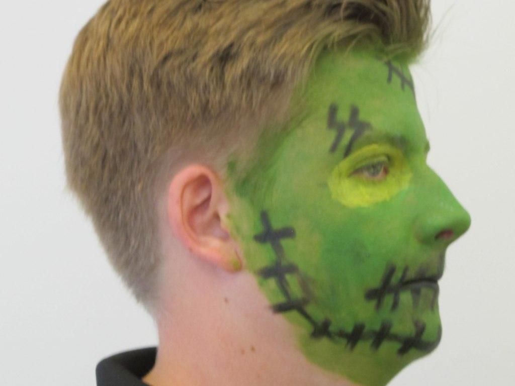 Body art obličej 2 5