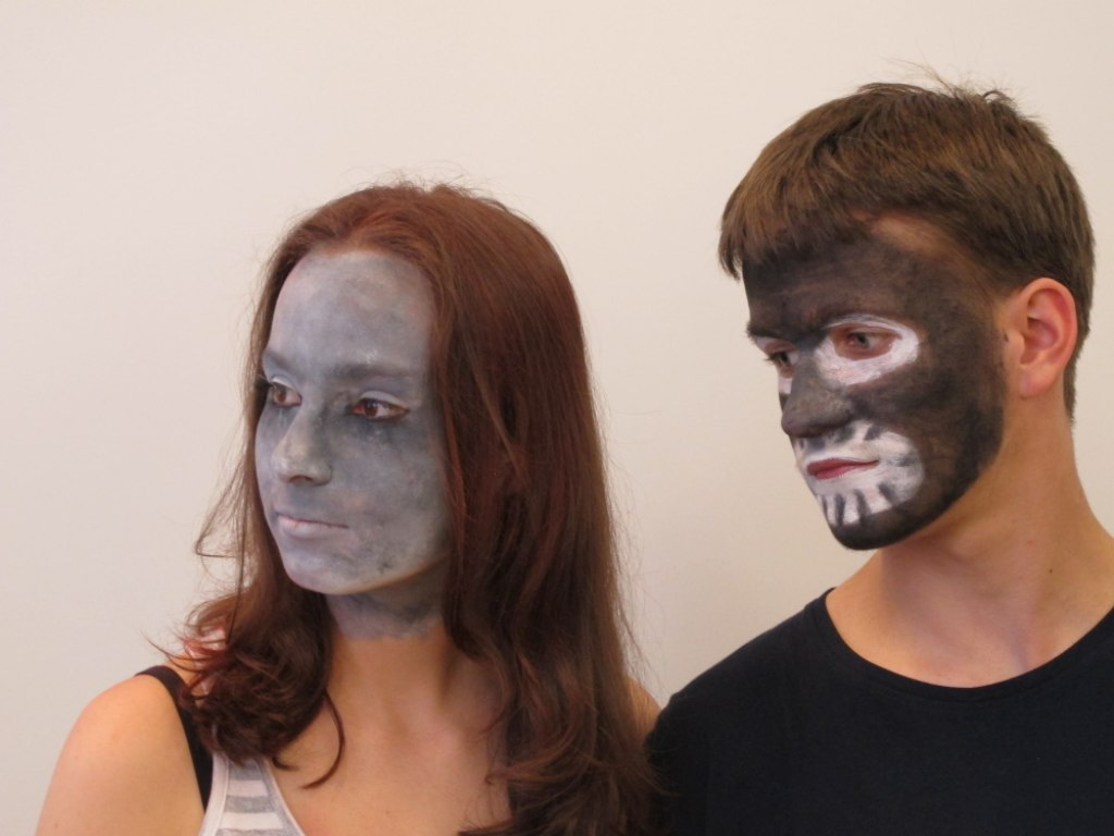 Body art obličej 2 10