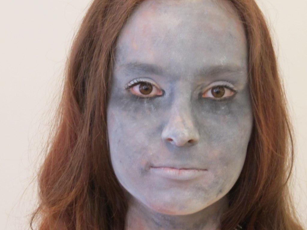 Body art obličej 2 11