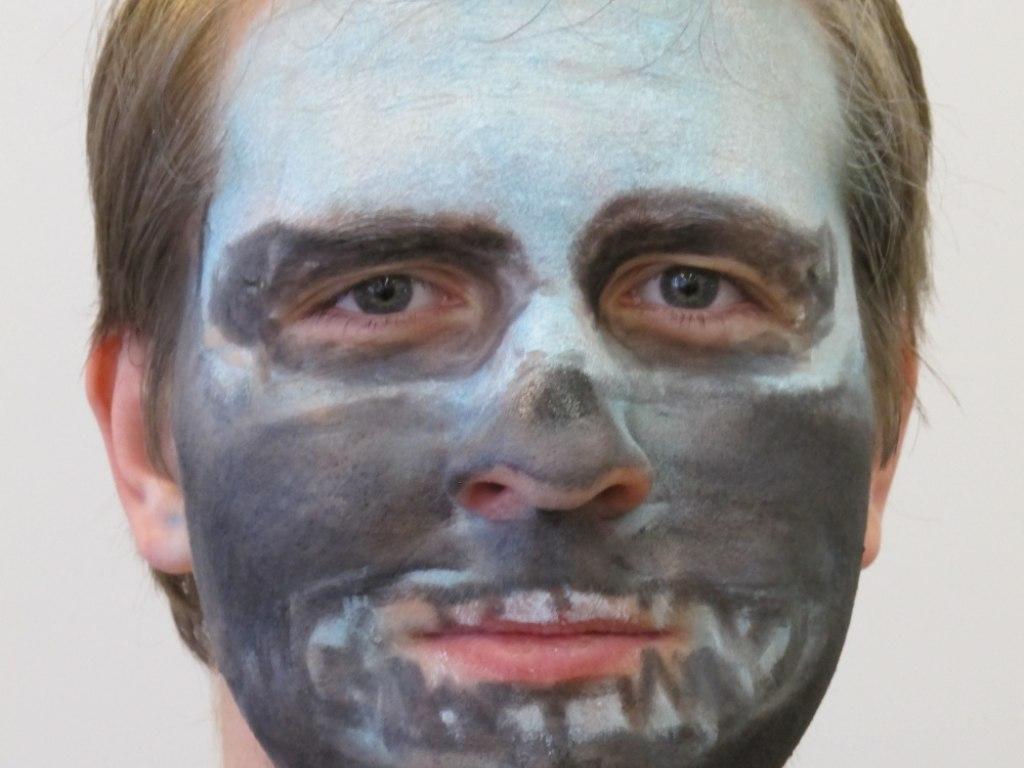 Body art obličej 3 2