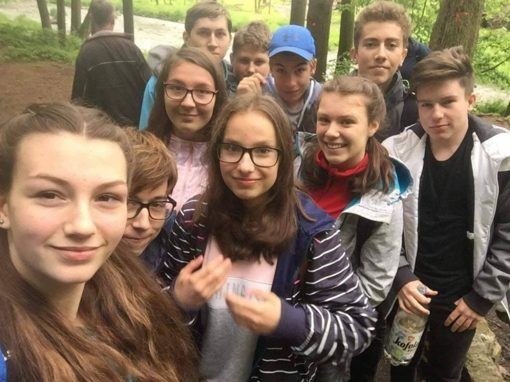 Školní výlet 9.A 14
