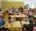Návštěva dětí z MŠ Čtyřlístek 3