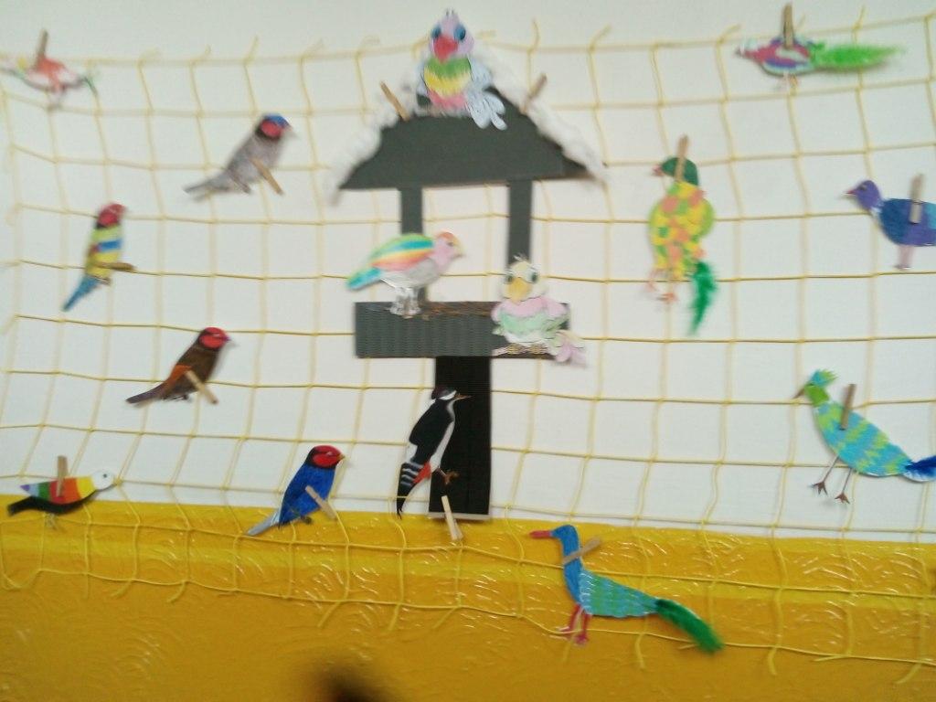 Ptáčci v družinách 1