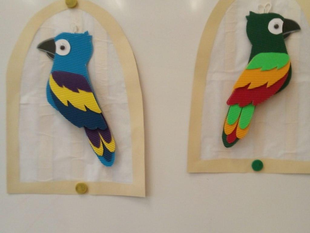 Ptáčci v družinách 8