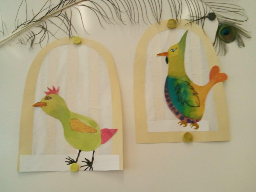 Ptáčci v družinách 9