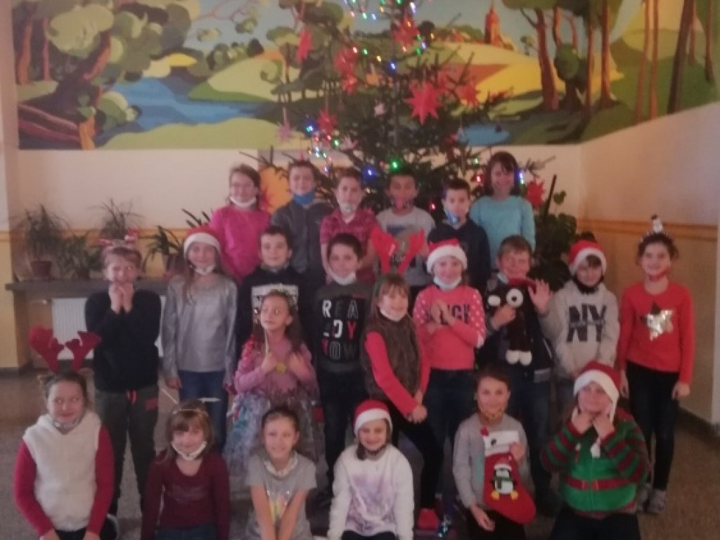 Vánoční výzva 8