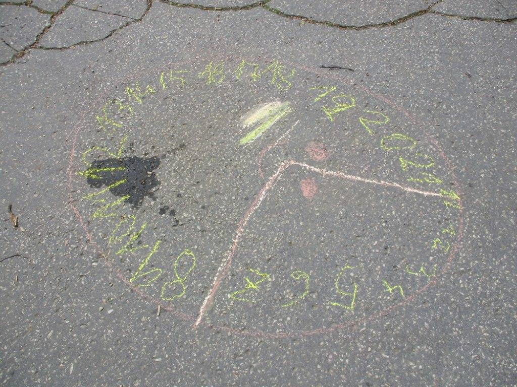 Malování na asfalt 9