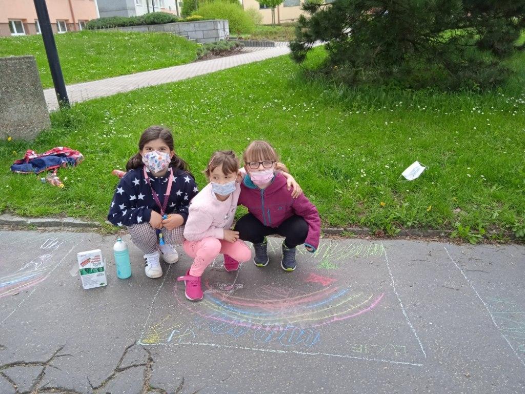 Malování na asfalt 25