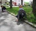 Malování na asfalt 2
