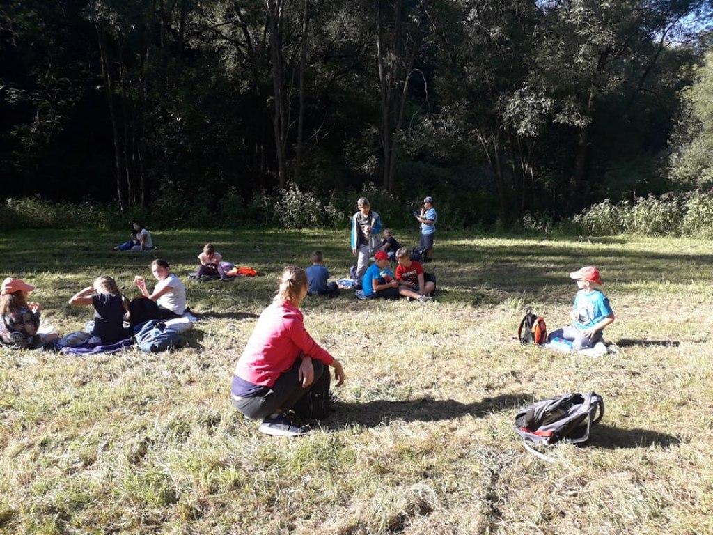 2021 Podzimní cvičení v přírodě 14