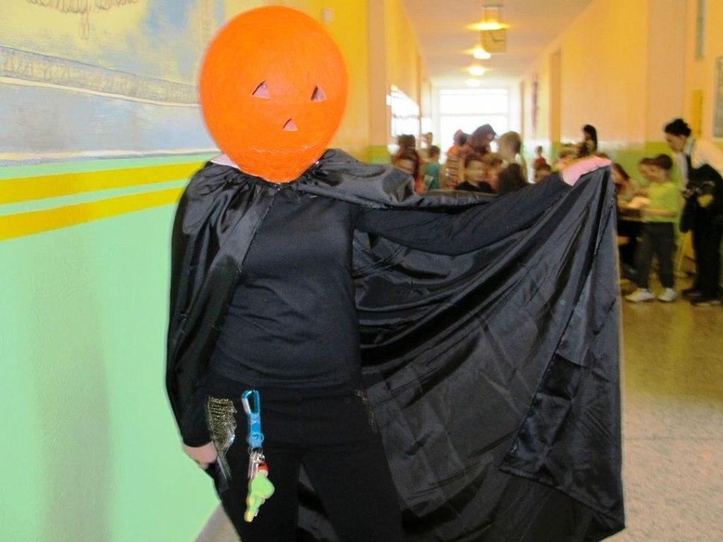 2014 Halloweenské odpoledne - příšery 3