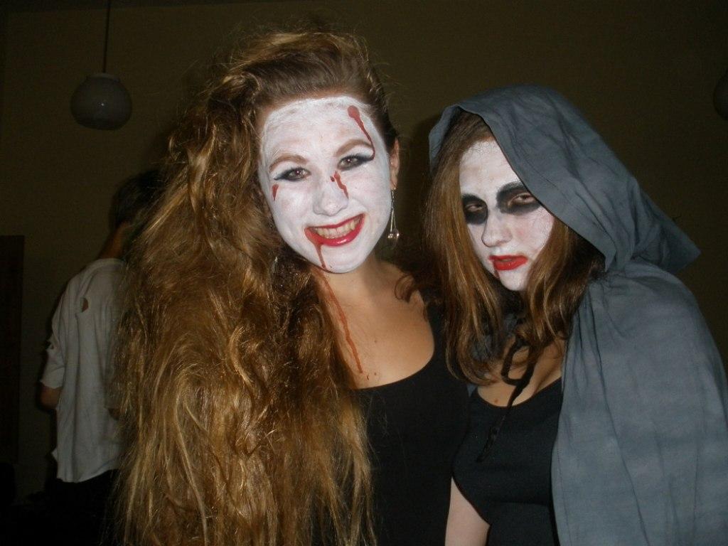 Halloweenské nocování 9.B 6